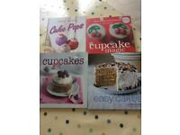 14x cookery books for keen home bakers
