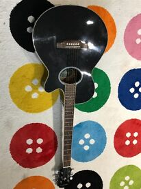 Aria Elecord FET-SPT 6 string electro-acoustic guitar