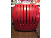 Red DULAIT toaster