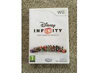 Wii Disney Infinty Game, Portal & Extras