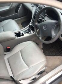 Mercedes c220 diesal automatic
