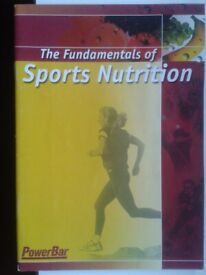 """THE FUNDAMENTALS OF SPORTS NUTRITION"" Power Bar Booklet (32 Pages)"