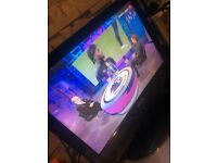 19inch HD tv built in DVD & Freeview-