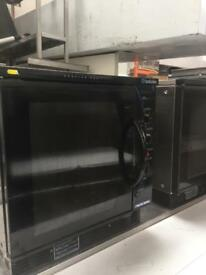 Convection gas oven