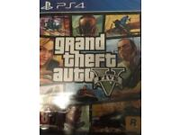 Ps4 gta v brand new sealed
