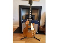 Gibson Les Paul Gold Top - 2016, A++ New Condition