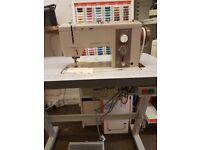 Bernina industrial sewing machine