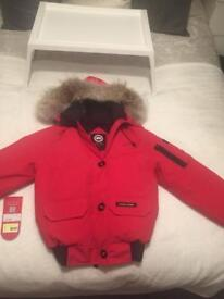 Genuine Canada Goose Jacket Hardly Worn £350 0no