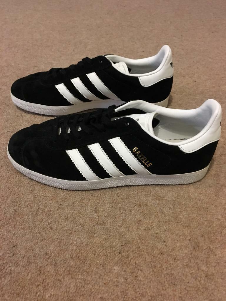 premium selection 15012 e0e1b Ladies Adidas Gazelle Size 6.5 £20