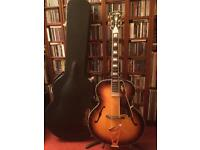 D'Angelico Style B Archtop Jazz Guitar