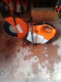 6 month old Stihl disc cutter