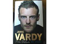 Jamie Vardy My Story