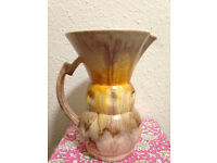 Sylvac Art Deco, Contemporary, Retro, Vintage Pottery/Ceramic Jug/Vase/Pitcher
