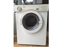 Washer Dryer Compact White Knight