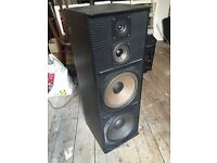 300 W Loudspeakers Speakers JPW Unique 5000