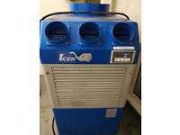 Mobile Industrial Air Conditioner +Fan