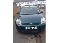 Ford Fiesta cheap run around!! £650 or nearest offer