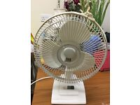 Small Table fan only £4