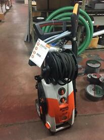 Stihl RE 143 PLUS Pressure washer + extras