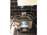 Crockpot 5.6L Multi Cooker - Excellent condition