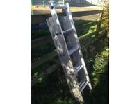 3 tier loft ladder