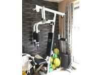 Vitesse fitness home gym