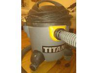 Titan Vacuum Cleaner