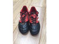 Adidas Ace V17.4 FG Football Boots Junior UK Size 2