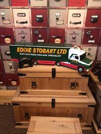EDDIE STOBART ARTICULATED LORRY