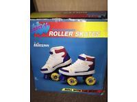 Roller skates (not blades) for sale size 7 (40)
