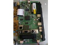 MAIN AV BOARD FOR TV MODEL LED24265DVDCNTD
