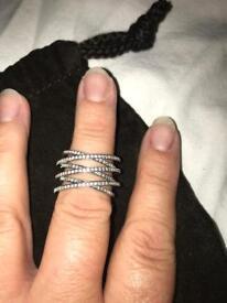 Genuine Michael Kors Ring brand new