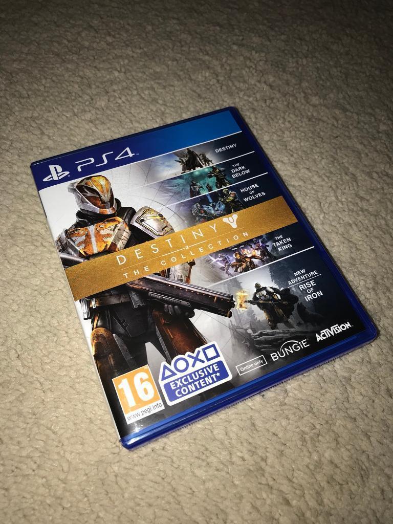 Destiny PS4.