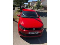 Vw polo rline *hpi clear*