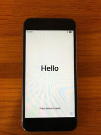 iPhone 6s Space Grey 16GB - LOCKED TO VODAFONE