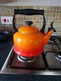 Le Cruset kettle