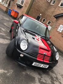 BMW mini John cooper works