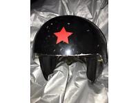 Aviator Helmet.