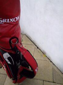 Srixon tour golf bag