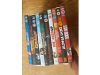 DVD bundle x 10