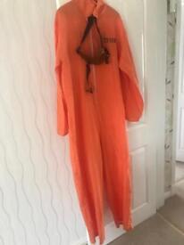 Hannibal lector boiler suit