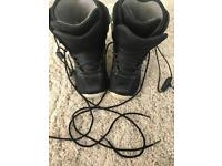 Nitro snowboarding boots