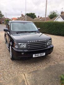 Range Rover Sport 2.7 TD V6 HSE 5 DR