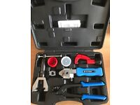 Sykes-pickavant flaremaster 2 kit
