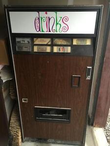 Soda Pop Vending Machine