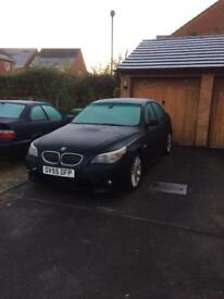 Bmw E60 530d msport breaking for parts