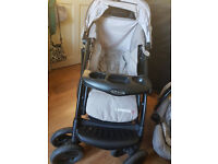 graco all in one system like new only 5 months old