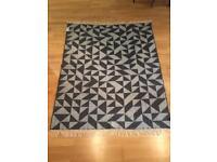 Throw Blanket - Twist a Twill by Tina Ratzer