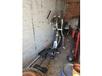 Cross trainer good condition