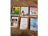 Baby & Toddler Parenting books
